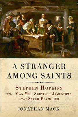 Cover image for A Stranger Among Saints