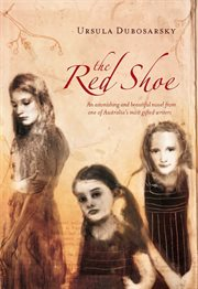 The red shoe cover image