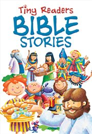 Tiny readers Bible stories cover image