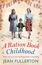 A ration book childhood cover image