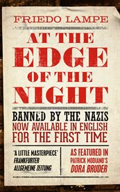 At the edge of the night cover image