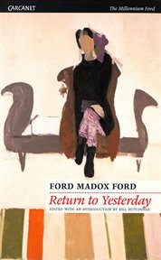 Return to yesterday cover image