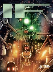 If anthology: science fiction cover image