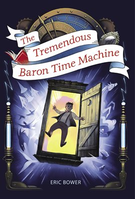 Cover image for The Tremendous Baron Time Machine