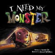 I need my monster cover image