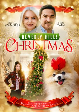 Cover image for Beverly Hills Christmas