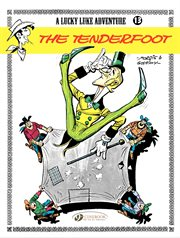 The tenderfoot. Volume 13: THE TENDERFOOT cover image