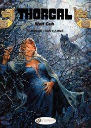Thorgal vol. 8: wolf cub. Volume 8 cover image