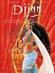 Djinn Vol. 10: the Pavilion of Pleasures