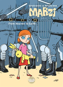Cover image for Marzi Vol. 2: From Heaven to Earth