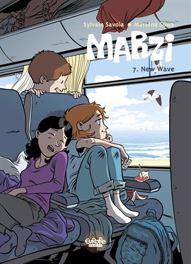Cover image for Marzi Vol. 7: New Waves