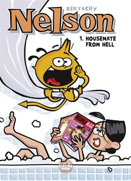 Cover image for Nelson Vol. 1: Housemate from Hell