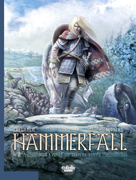 Cover image for Hammerfall Vol. 1: While the Serpent Sleeps