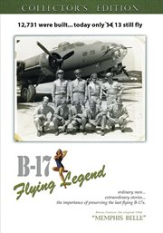 B-17 flying legend cover image