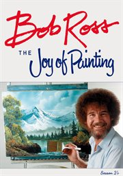 Joy of Painting TV Series 24, Bob Ross