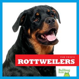 Cover image for Rottweilers