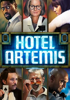 Cover image for Hotel Artemis