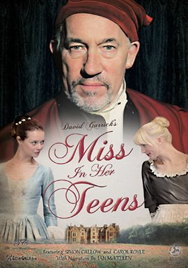 Cover image for Miss In Her Teens