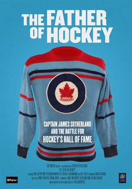 The Father of Hockey, book cover