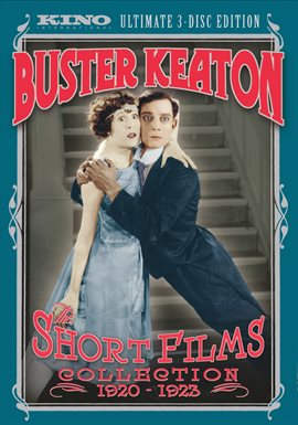 Cover image for Buster Keaton Short Films Collection II