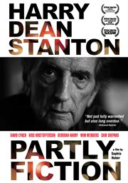 Harry Dean Stanton : partly fiction cover image