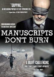 Manuscripts don't burn cover image