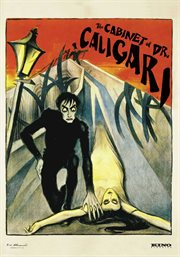 Cabinet of dr. calgari cover image