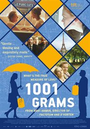 1001 grams cover image