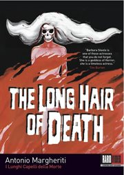 The long hair of death cover image