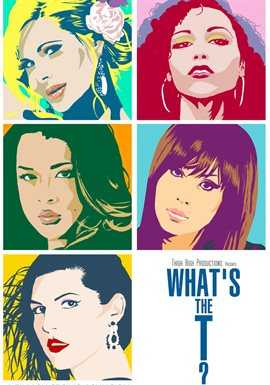 What's the T? Book Cover