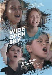 Wide open sky cover image