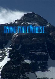 Dying for Everest cover image