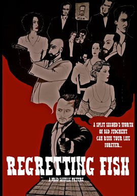 Cover image for Regretting Fish