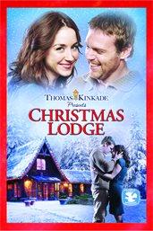 Thomas Kinkade Presents Christmas Lodge