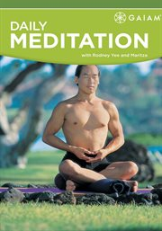 Gaiam: A.M. & P.M. Meditation /
