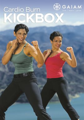 Gaiam: Cardio Burn Kickbox