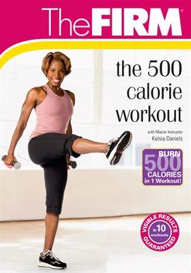The Firm 500 Calorie Workout, portada del libro