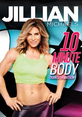 Jillian Michaels: 10 Minute Total Body Transformation
