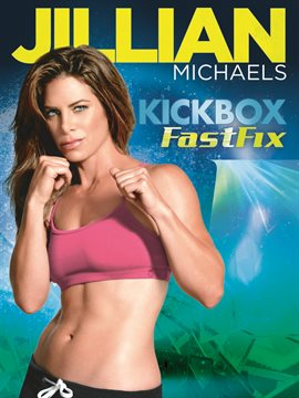 Jillian Michaels: Kickbox Fastfix / Jillian Michaels