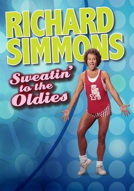 Richard Simmons Sweatin To The Oldies 1, portada del libro