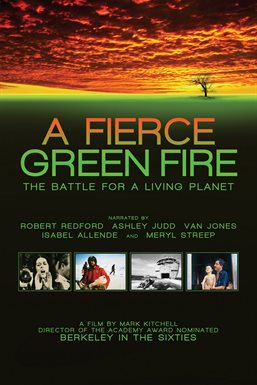 A Fierce Green Fire / Robert Redford