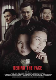 Behind the face cover image
