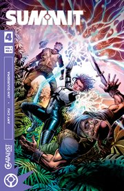 Summit: power of the sun. Issue 4 cover image
