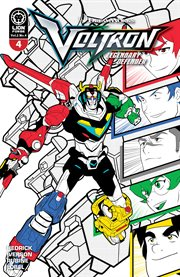 DreamWorks Voltron Legendary Defender