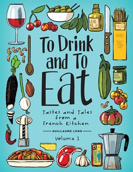 To Drink and to Eat, book cover
