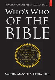 Who's Who Of The Bible