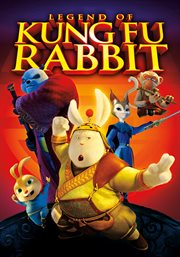 Legend of Kung Fu Rabbit cover image