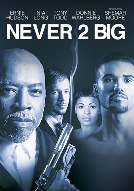 Cover image for Never 2 Big