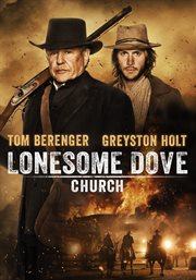 Lonesome Dove church cover image