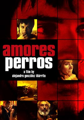 Cover image for Amores Perros